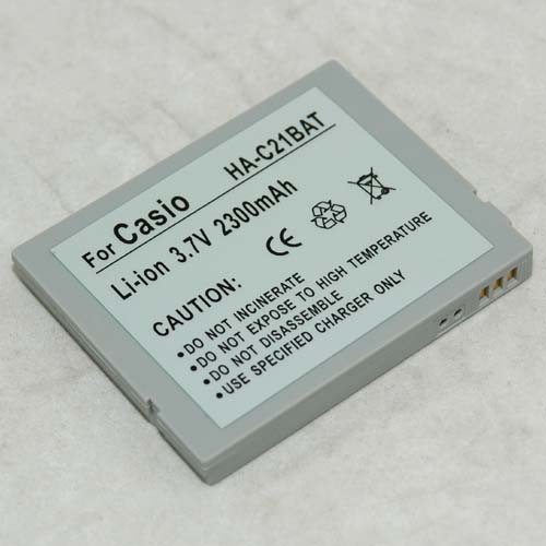 Casio IT-10 battery HA-C21BAT Ha-c2110
