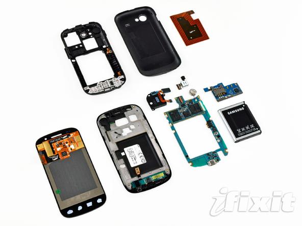 Nexus S torn down by iFixit Nexus10