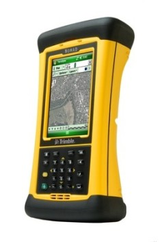 Trimble Nomad 900 Series Outdoor Rugged Handheld Computers Nomad910