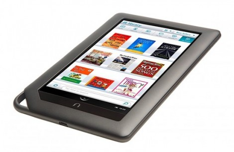 B&N's Nook e-Reader Gets A Second Generation Nook10
