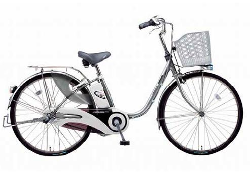 Panasonic's New Electric Bike Has Big Battery, Boasts 66km Travel Range Pictur10