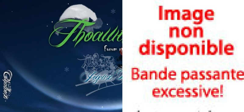 Image non disponible bande passante exessive Bandep10
