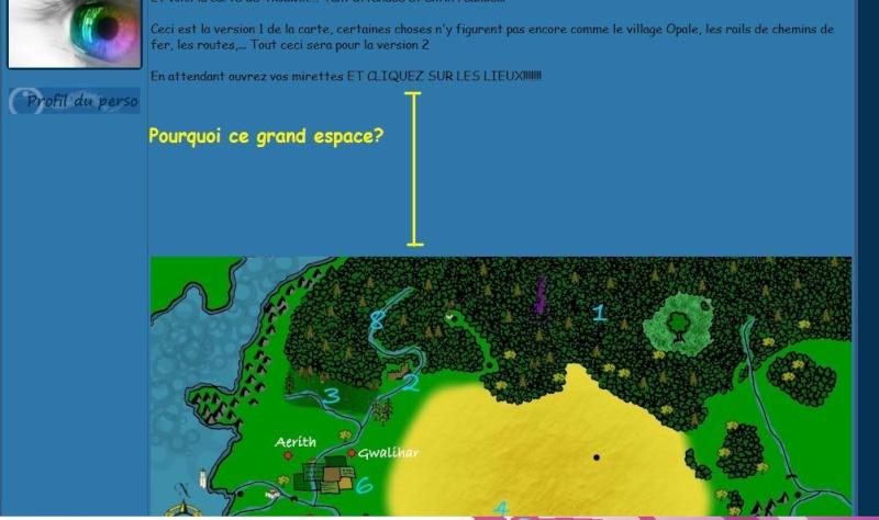 Un espace superflu entre le texte et une image cliquable Espace10