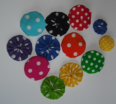 Burdy's Yoyo flowers/kits!! Dotty_10