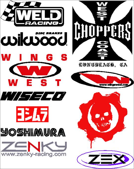 Catalogue Logos W-x-y-10