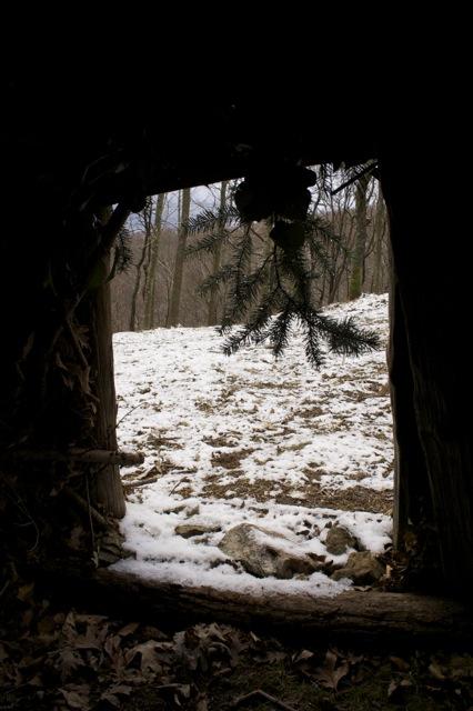[Abri] Hutte de camp de base façon tchoum sibérien Tchum210