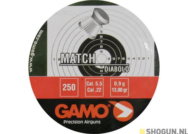 plombs 5.5 Gamo Match Gamo-m10
