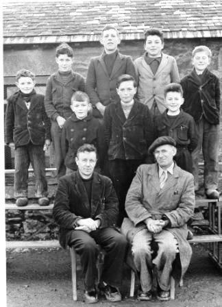 L' école des garçons  Janvier 1952 Ecole_10