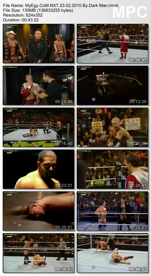 ExClUsIvE: WWE NXT 23|02|2010 14742910