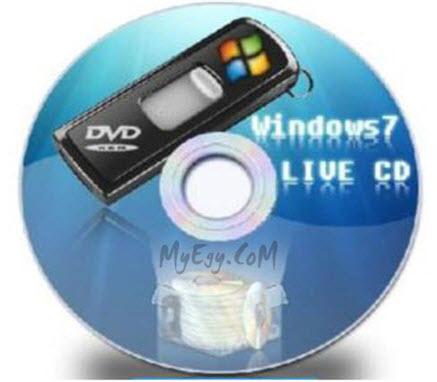 اخف نسخة ويندوز سيفن وبالحجم الخرافى Windows 7 Live CD 2010 بحجم 170 1z49ve10