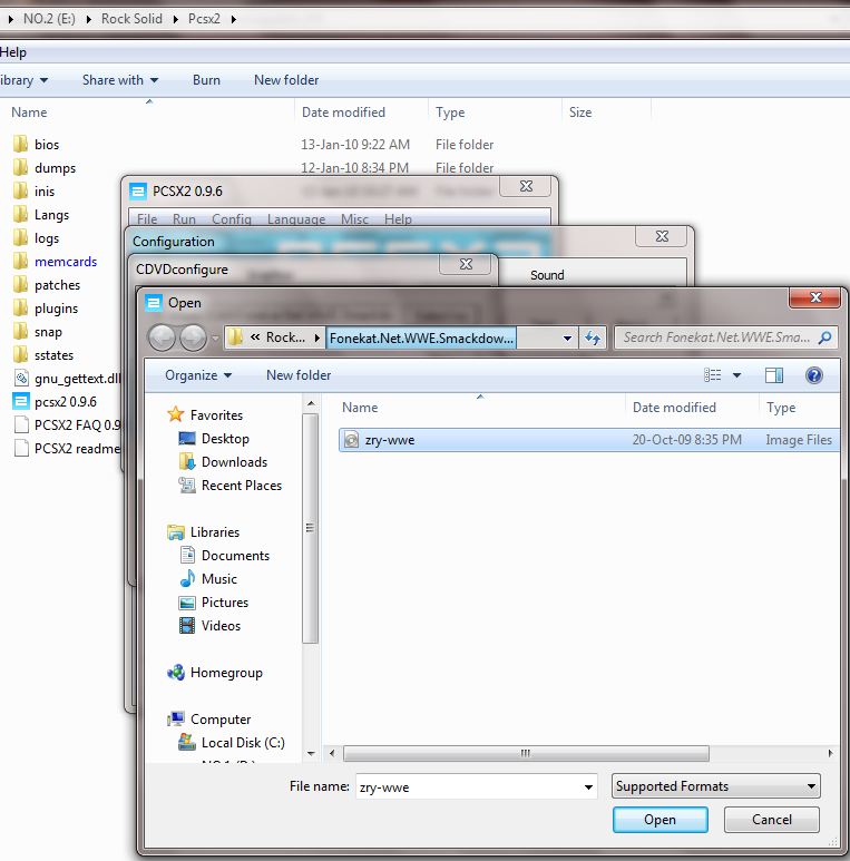 افضل برامج تشغيل العاب البلايستيشن 2 عالكمبيوتر + ياتيك باحدث الالعاب مباشره علي جهازك 2mxem310