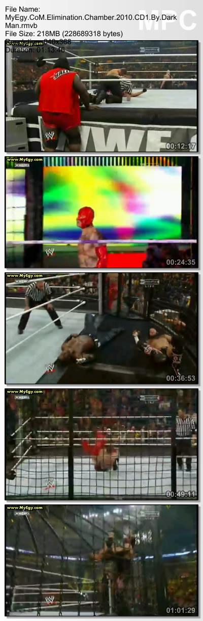 مهرجان WWE ELimination Chamber 2010 39894010