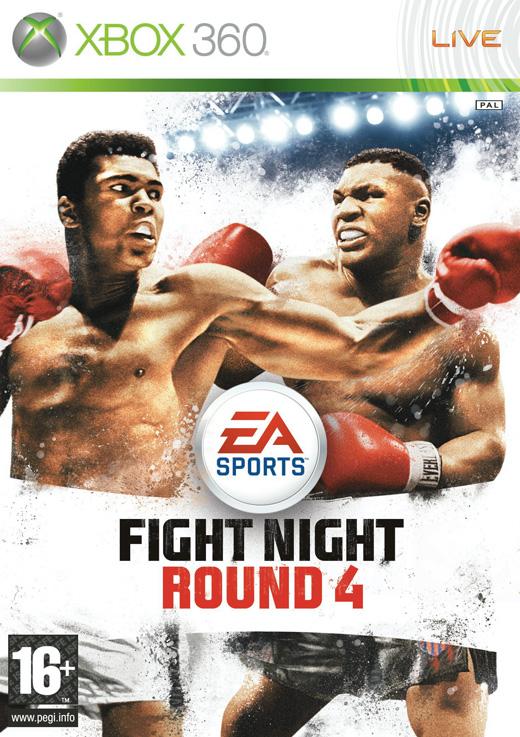 الان مع اللعبه الملاكمة FIGHT NIGHT ROUND 4 أنتاج 2009 لجهاز Xbox كامله 54844210
