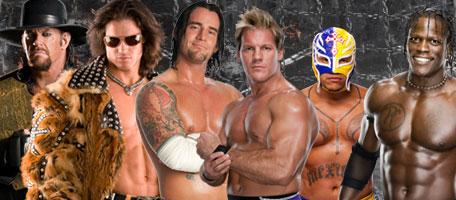 مهرجان WWE ELimination Chamber 2010 83756210