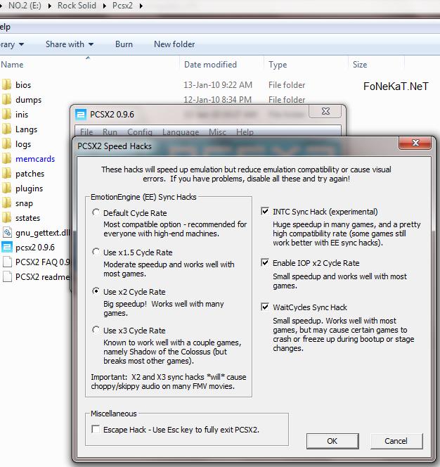 افضل برامج تشغيل العاب البلايستيشن 2 عالكمبيوتر + ياتيك باحدث الالعاب مباشره علي جهازك Etwjvc10