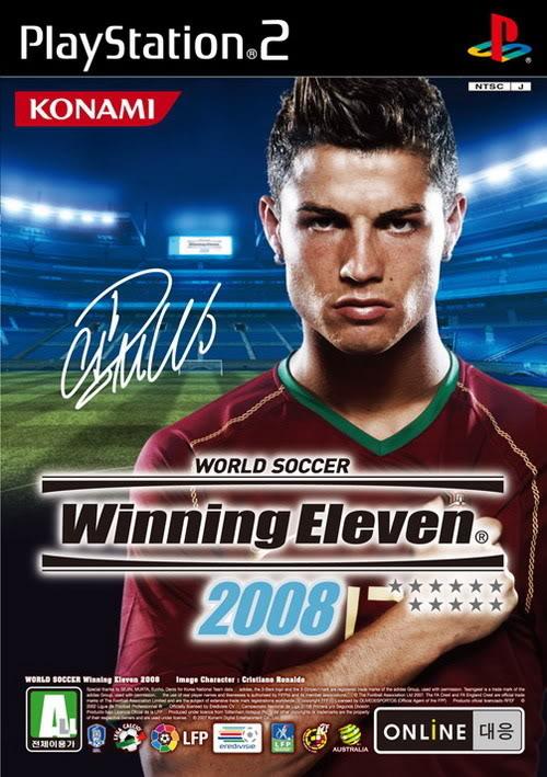 حصريا لعبة ال PS2 Wining Eleven 2008 على أكثر من سيرفر Winnin11