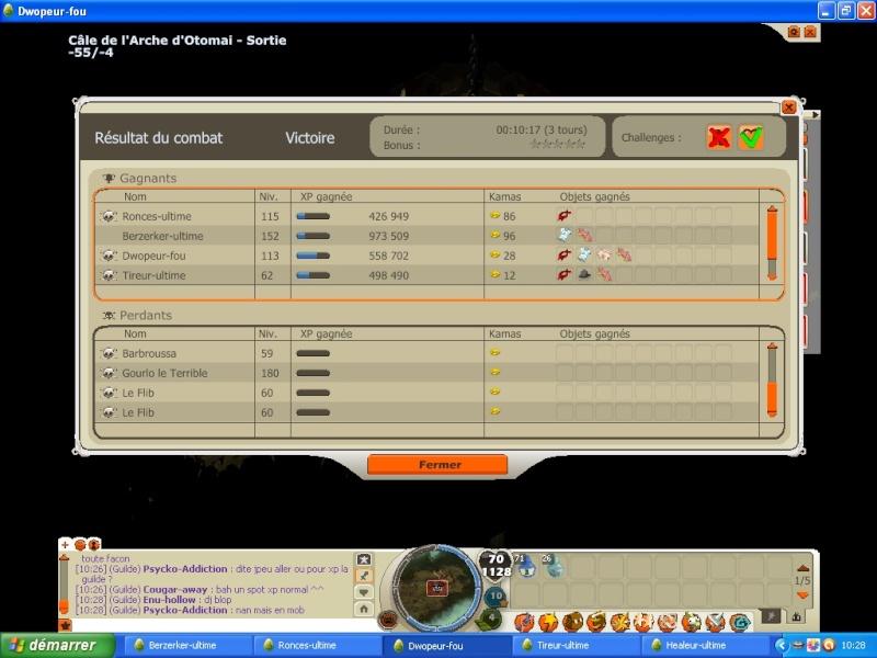 Gourlo en TEMPS RECORD ! ;D Gourlo11