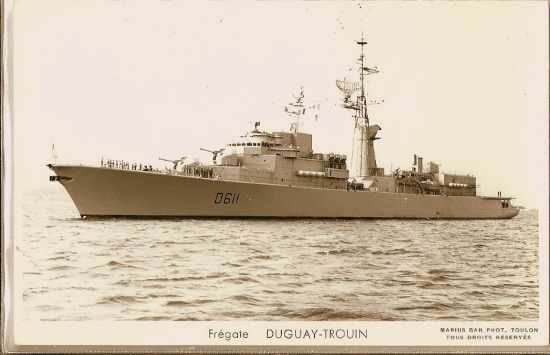 DUGUAY TROUIN (FRÉGATE) - Page 3 Numari15