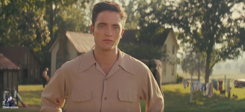 [Robert Pattinson] Water for Elephants - Page 2 Traile11