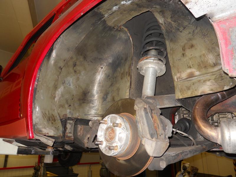Lancement de la Restauration d'une Turbo... Dscn3510