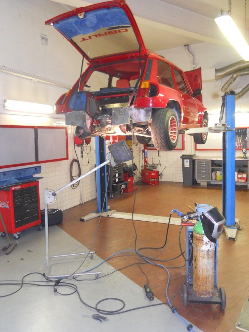 Lancement de la Restauration d'une Turbo... Dscn3513