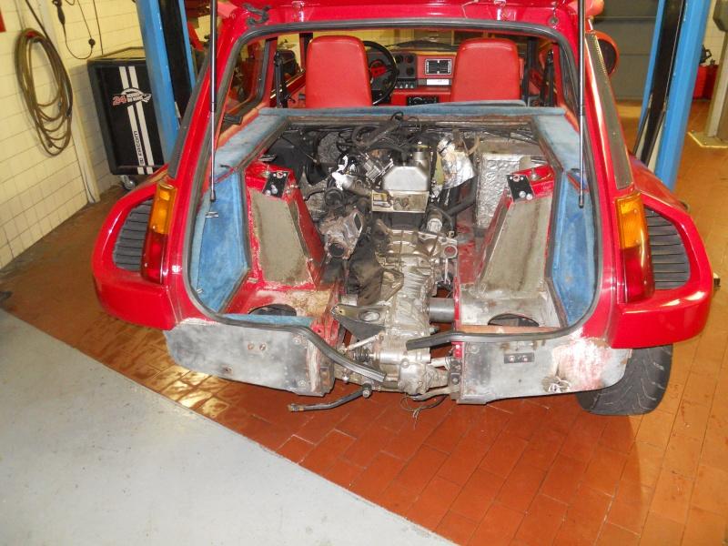 Lancement de la Restauration d'une Turbo... Dscn3515