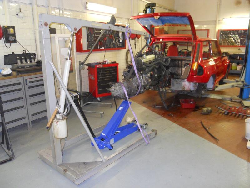 Lancement de la Restauration d'une Turbo... Dscn3610