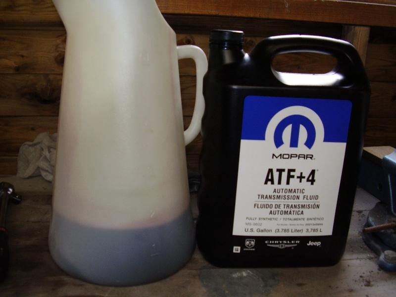 Vidange huile boite de vitesse P2200013
