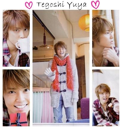NEWS: Tegoshi Yuya Tego13