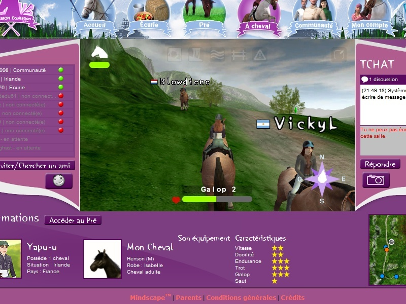 Chevaux : Mission Equitation Screen11