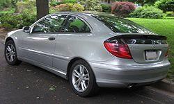 Mercedes-Benz C-Class Specifications