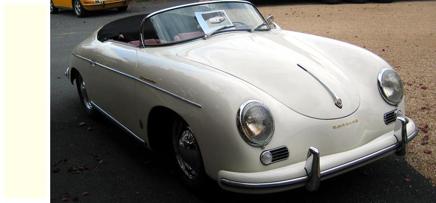 Codes peinture Porsche 356 540412