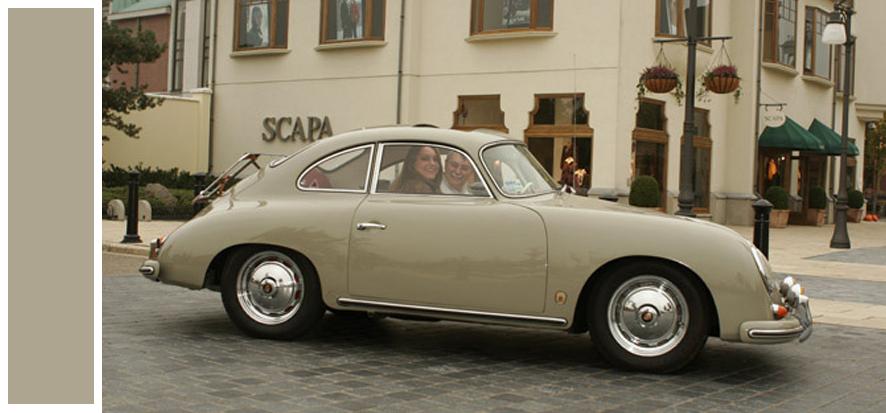 Codes peinture Porsche 356 560410