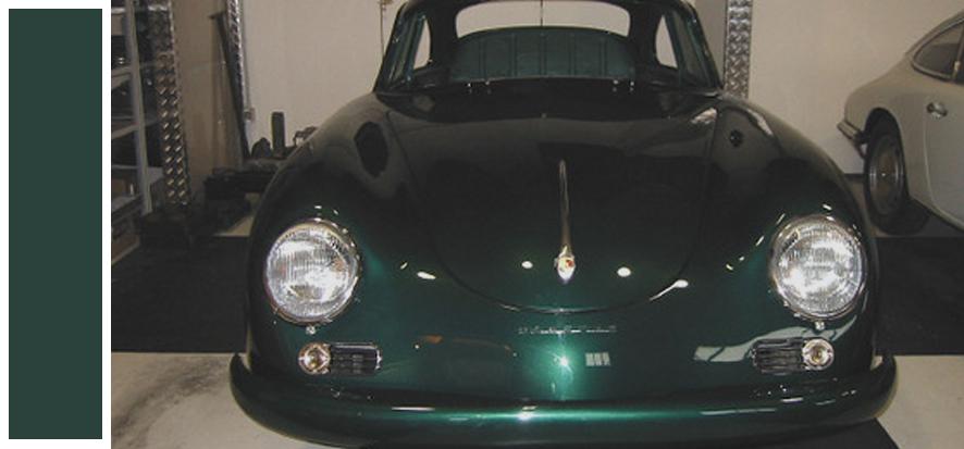 Codes peinture Porsche 356 560511