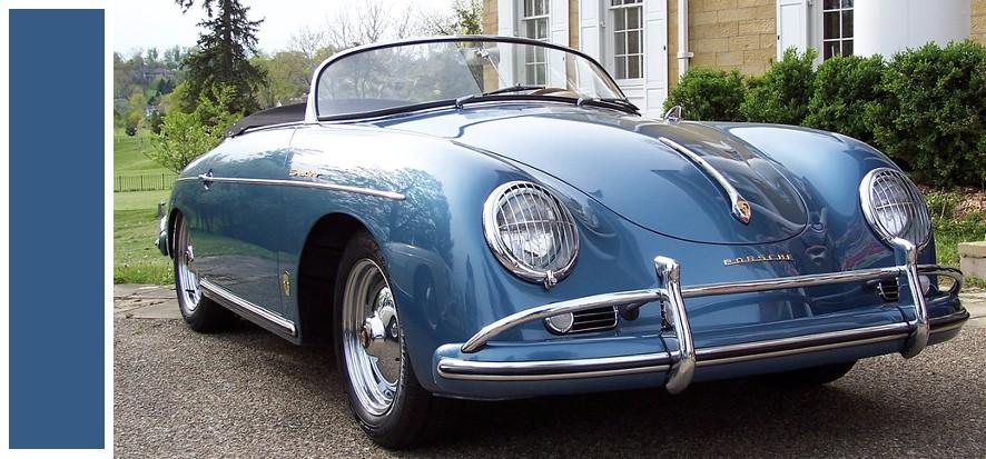 Codes peinture Porsche 356 560712