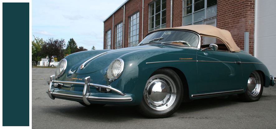Codes peinture Porsche 356 570510
