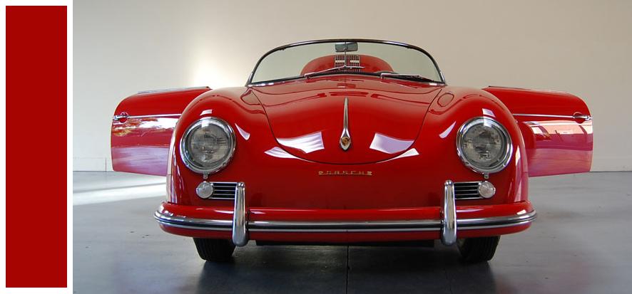Codes peinture Porsche 356 60110