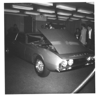 L'histoire du constructeur Intermeccanica 610
