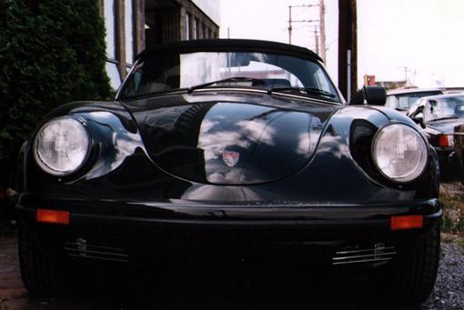 L'histoire du constructeur Intermeccanica 911