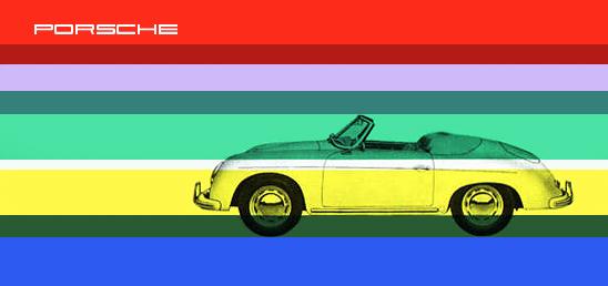 Codes peinture Porsche 356 Color210