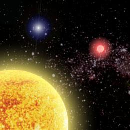 Le système Alpha Centauri Newpla10
