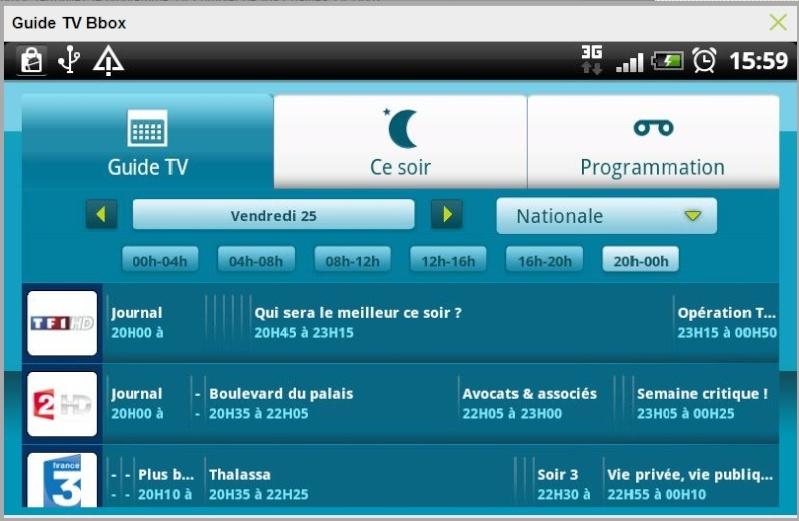 Exclu: Présentation du Guide TV et l'enregistrement à distance Gtv310