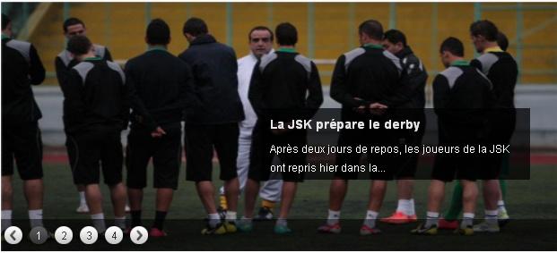 [L1 - Journée 21] JSM.Béjaia 2 - 2 JS.Kabylie (Après Match) 20130212