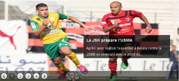 [L1 - Journée 22] JS.Kabylie 1 - 0 USM.Alger (Après match) 20130218