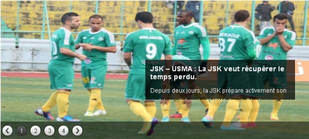 [L1 - Journée 22] JS.Kabylie 1 - 0 USM.Alger (Après match) 20130220