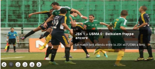 [L1 - Journée 22] JS.Kabylie 1 - 0 USM.Alger (Après match) - Page 4 20130224