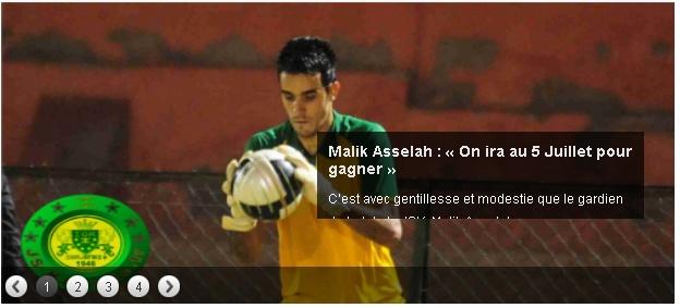 [L1 - Journée 25] MC.Alger 3 - 1 JS.Kabylie (Après match) 20130340