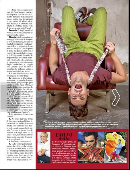 [Sanremo 2013] Marco va in Riviera 2 - Articoli e Interviste - Pagina 8 Chi310