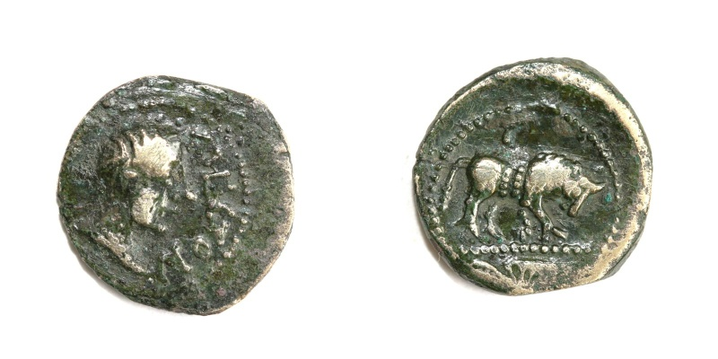 Mes monnaies gauloises - Page 10 Santon10
