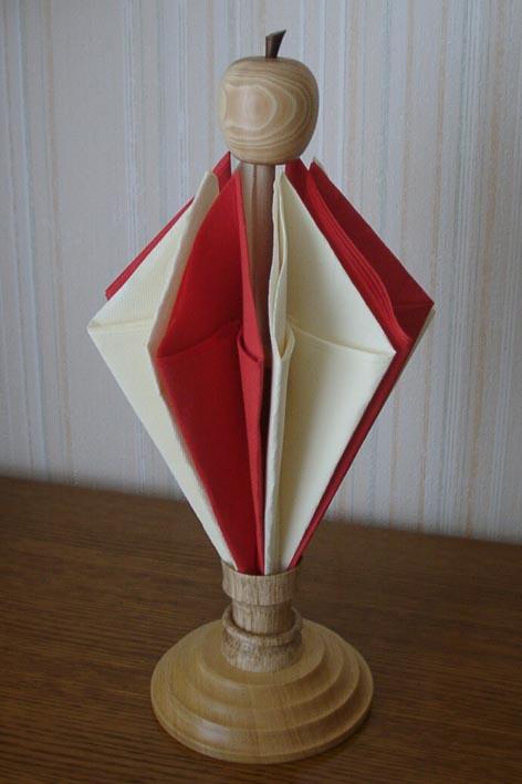 présentation d'un support de serviette Porete13